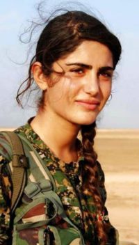 kurdish-fighter